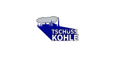 Tschuess kohle Logo